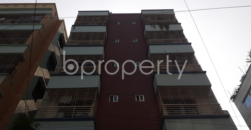 Front view - 2 Bed Apartment to Rent in Uttara, Dhaka - 1956595
