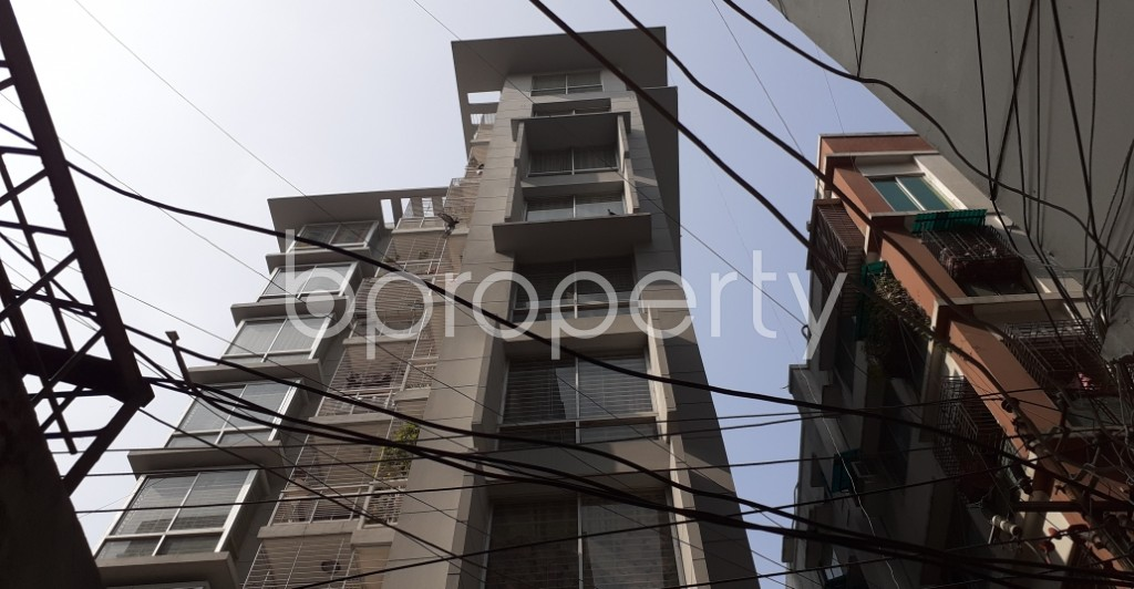 Front view - 3 Bed Apartment to Rent in Dhanmondi, Dhaka - 1956597
