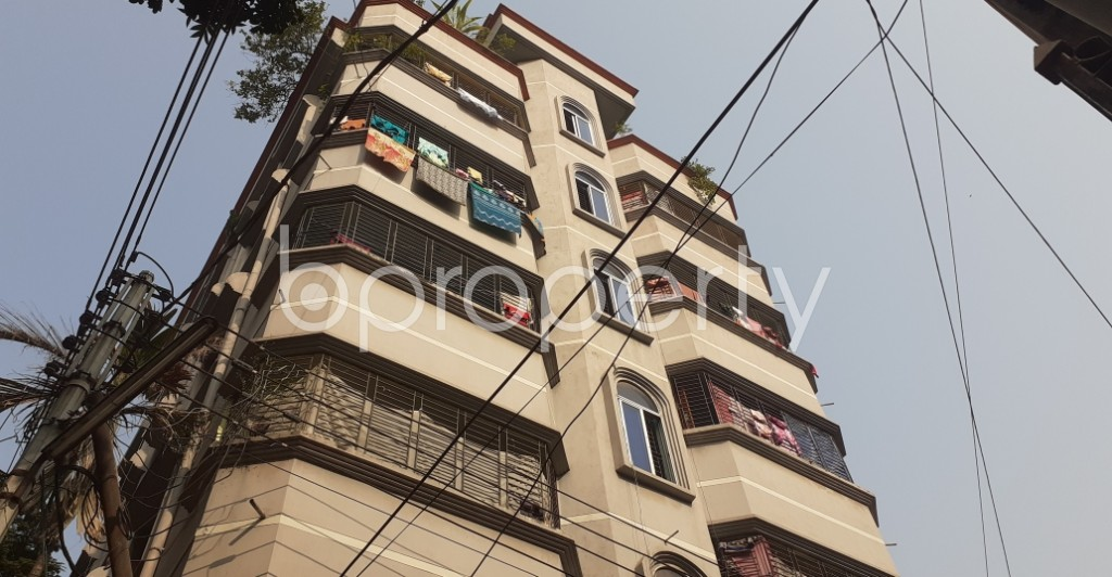 Outside view - 2 Bed Apartment to Rent in Mirpur, Dhaka - 1956640