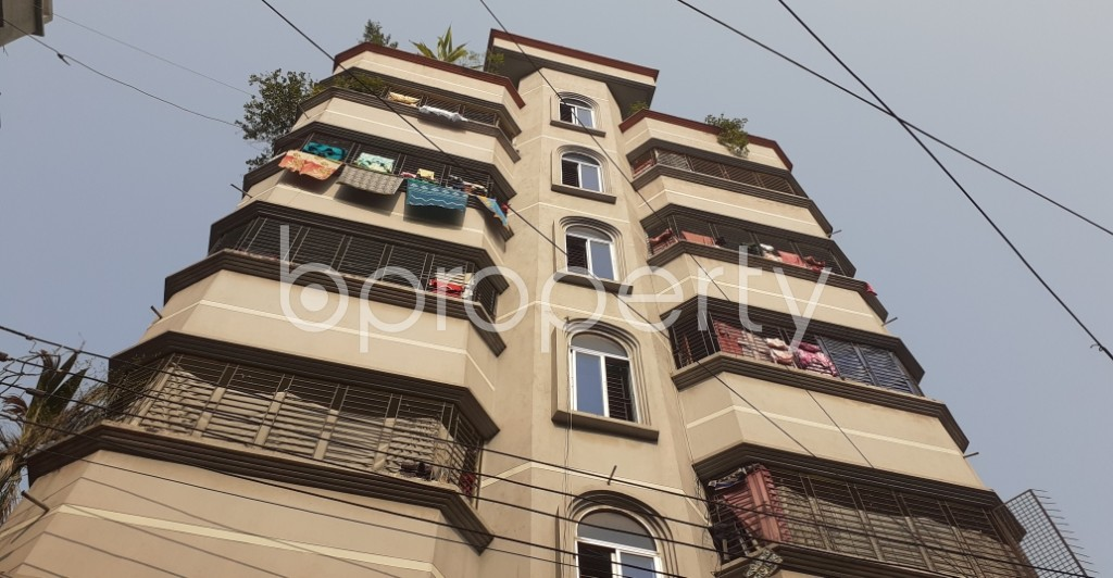 Outside view - 2 Bed Apartment to Rent in Mirpur, Dhaka - 1956642