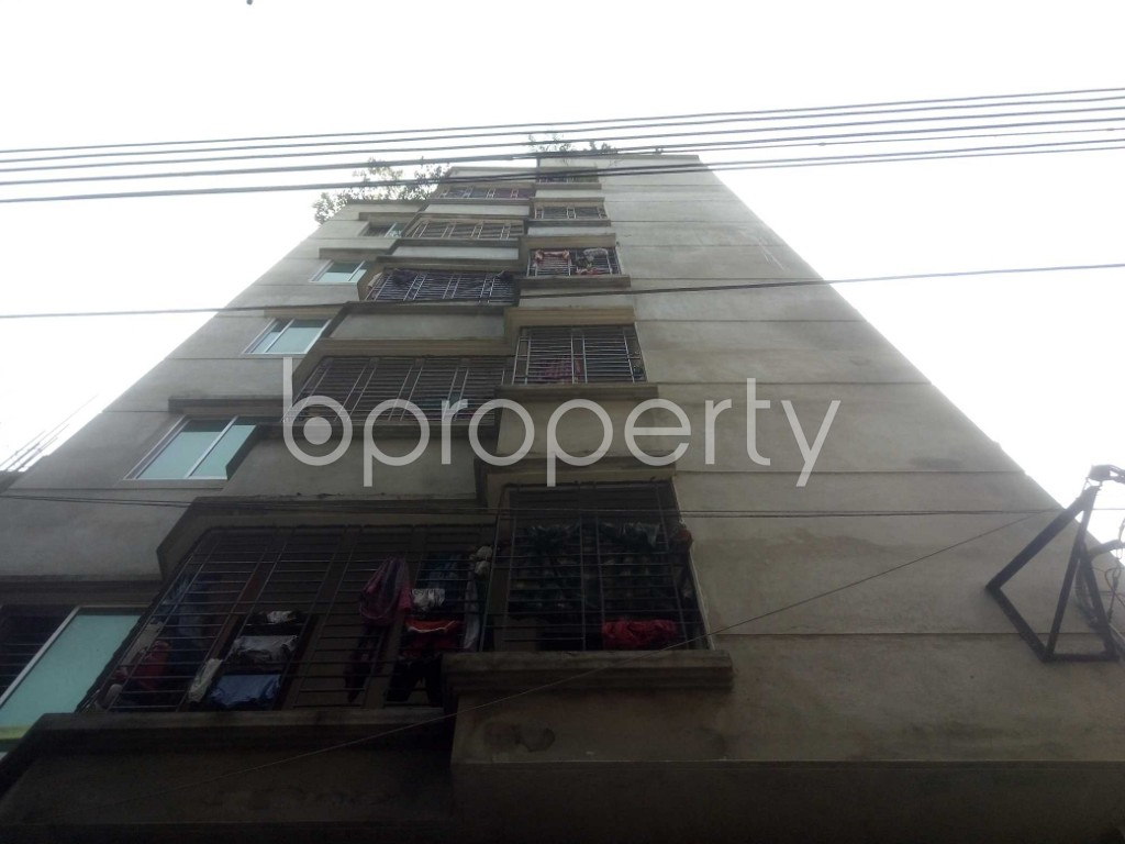 Front view - 2 Bed Apartment to Rent in Mirpur, Dhaka - 1956658