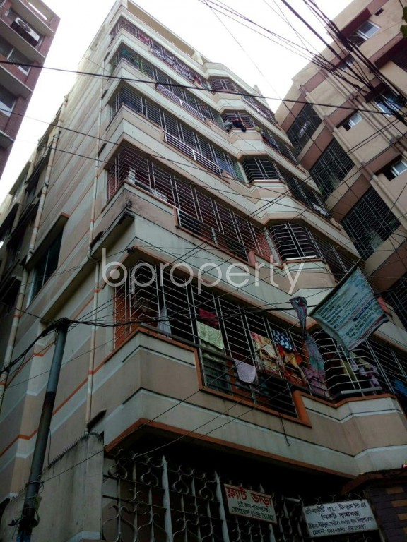 Outside view - 2 Bed Apartment to Rent in Mirpur, Dhaka - 1956661