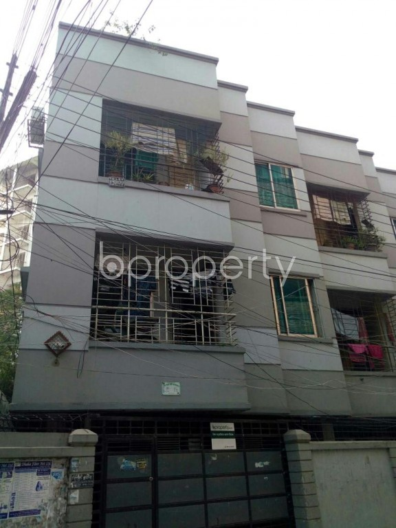 Outside view - 2 Bed Apartment to Rent in Mirpur, Dhaka - 1956664
