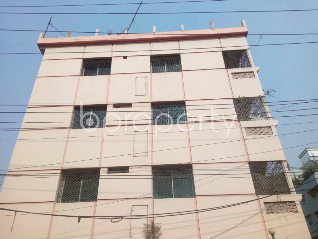 Front view - 2 Bed Apartment to Rent in Mirpur, Dhaka - 1956676