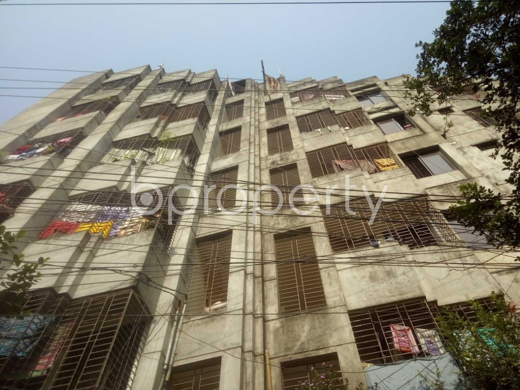 Front view - 2 Bed Apartment to Rent in Mirpur, Dhaka - 1956681