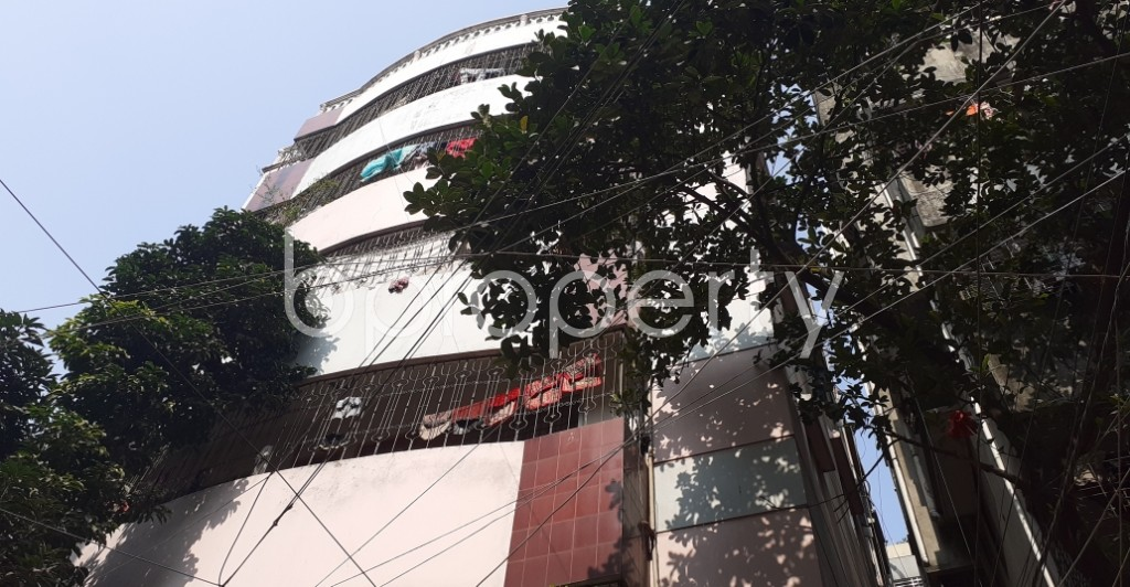 Front view - 3 Bed Apartment to Rent in Mohammadpur, Dhaka - 1956691