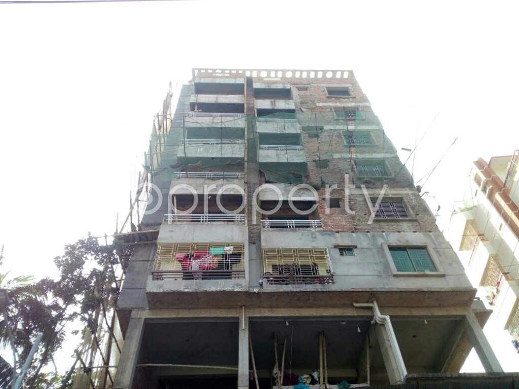 Front view - 3 Bed Apartment for Sale in Ashoktala, Cumilla - 1956696