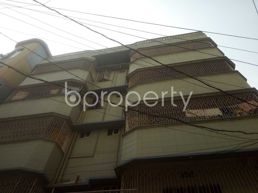 Front view - 2 Bed Apartment to Rent in Mirpur, Dhaka - 1956701
