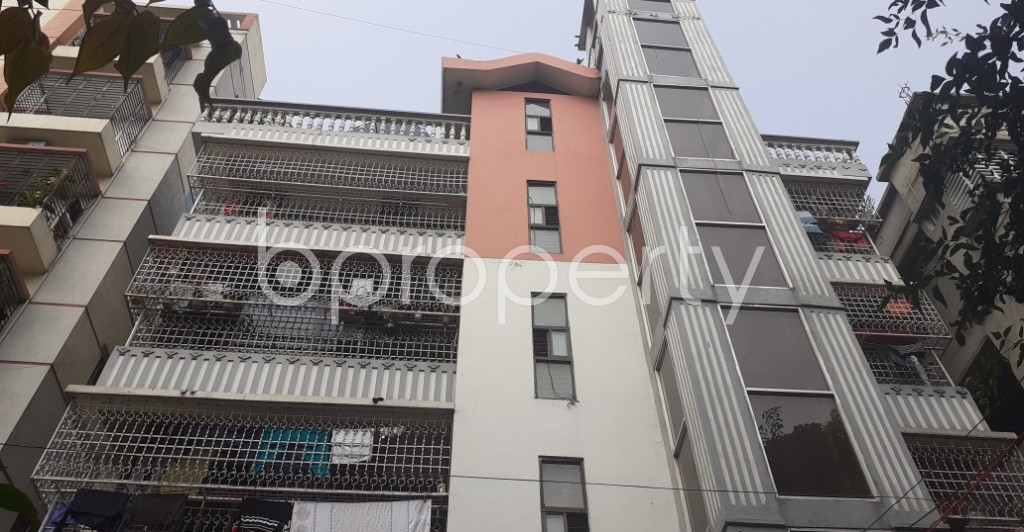 Outside view - 2 Bed Apartment to Rent in Mirpur, Dhaka - 1956703