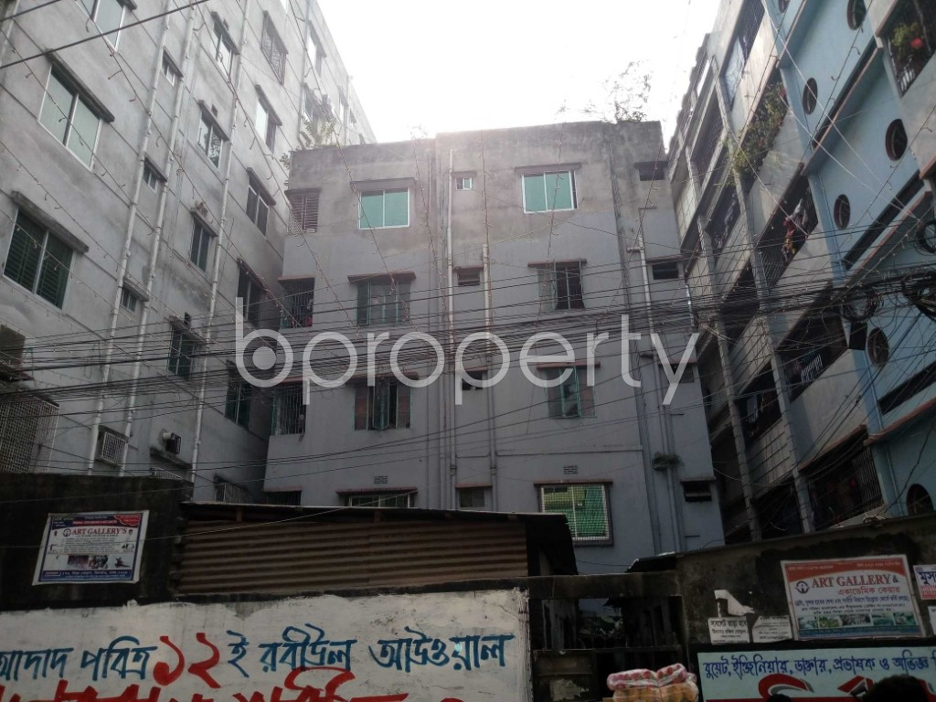 Front view - 2 Bed Apartment to Rent in Khilgaon, Dhaka - 1956707