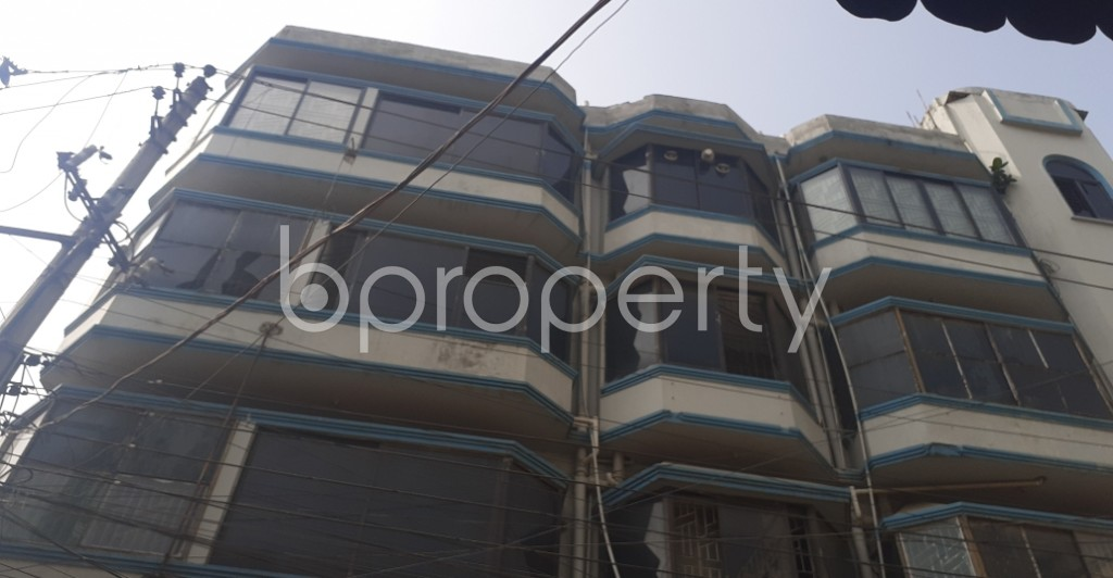 Front view - 3 Bed Apartment to Rent in Mohammadpur, Dhaka - 1956717