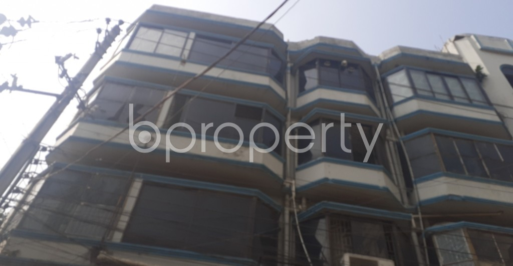 Front view - 3 Bed Apartment to Rent in Mohammadpur, Dhaka - 1956718