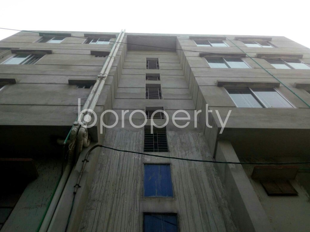 Front view - 3 Bed Apartment to Rent in Dakshin Khan, Dhaka - 1956765