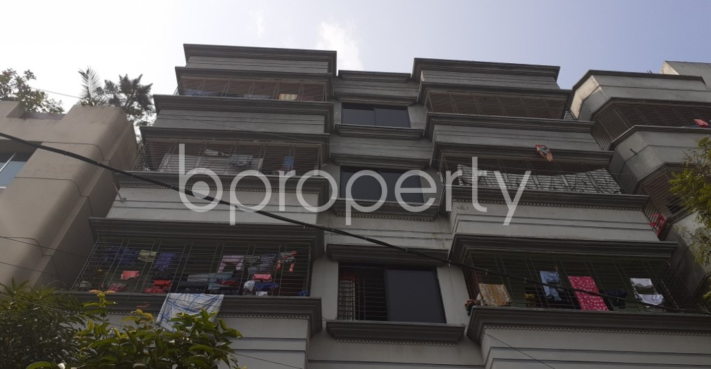 Front view - 2 Bed Apartment to Rent in Mirpur, Dhaka - 1956776