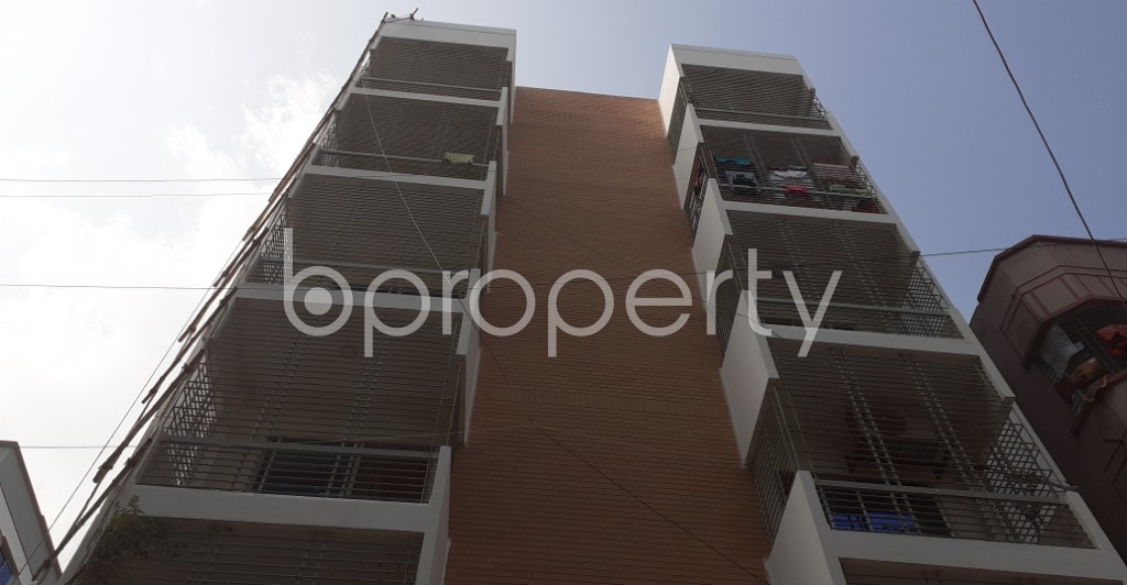 Front view - 4 Bed Apartment to Rent in Mirpur, Dhaka - 1956779