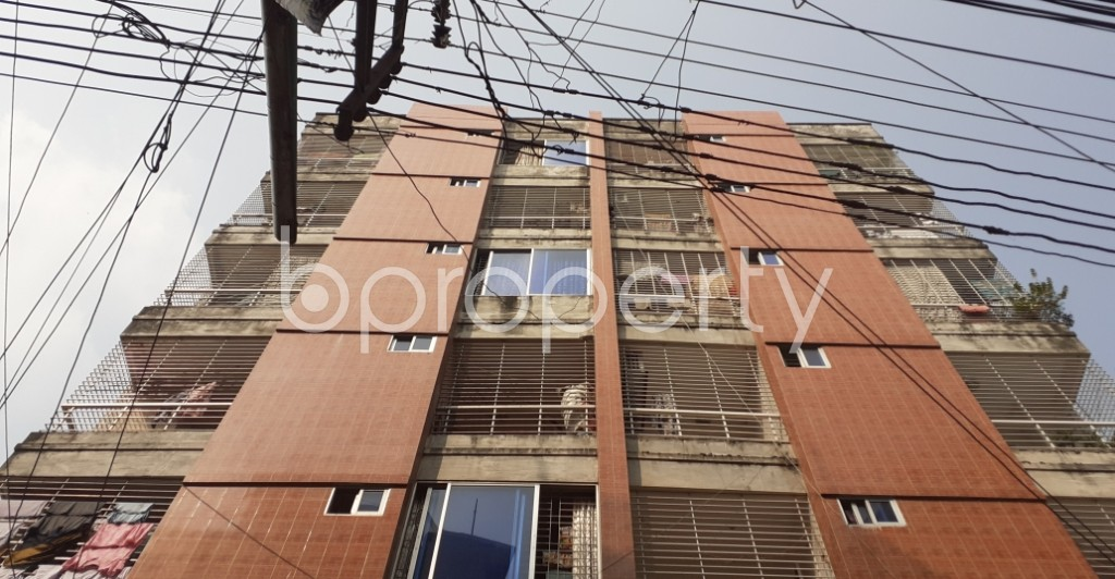 Outside view - 3 Bed Apartment to Rent in Dhanmondi, Dhaka - 1956782