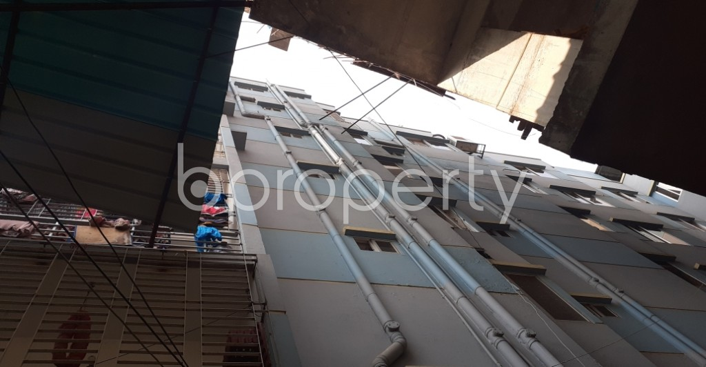 Outside view - 3 Bed Apartment to Rent in Dhanmondi, Dhaka - 1956785