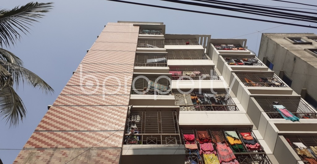 Outside view - 3 Bed Apartment to Rent in Dhanmondi, Dhaka - 1956787