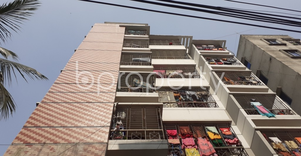 Outside view - 2 Bed Apartment to Rent in Dhanmondi, Dhaka - 1956789