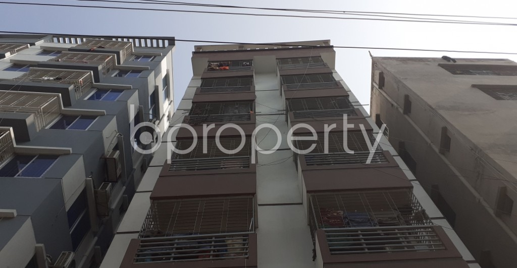 Outside view - 2 Bed Apartment to Rent in Dhanmondi, Dhaka - 1956793