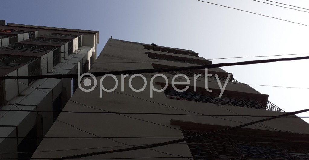 Outside view - 2 Bed Apartment to Rent in Dhanmondi, Dhaka - 1956794