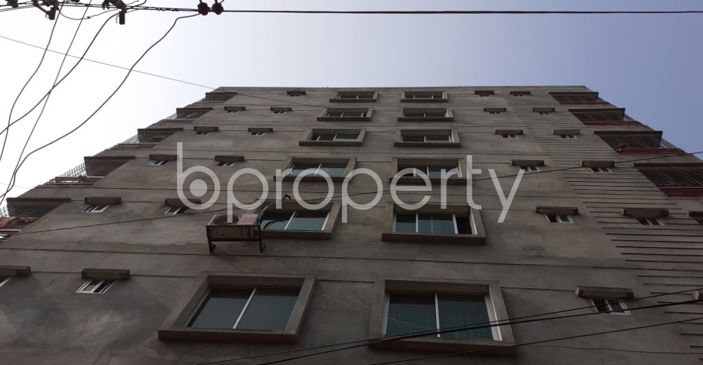 Outside view - 3 Bed Apartment to Rent in Dhanmondi, Dhaka - 1956795