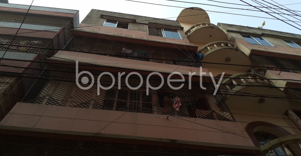 Outside view - 2 Bed Apartment to Rent in Dhanmondi, Dhaka - 1956797