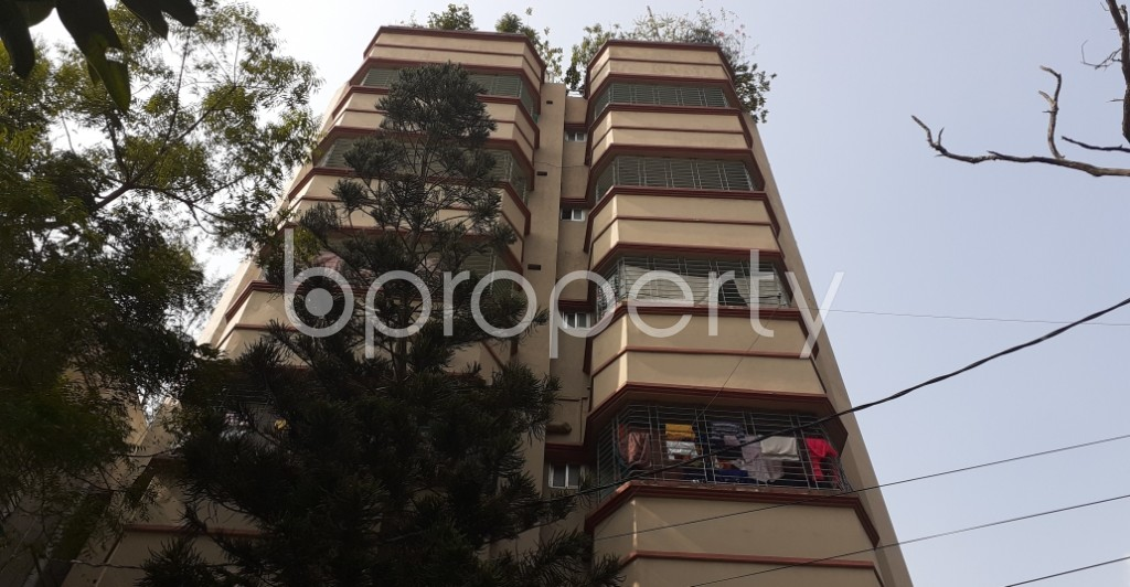 Front view - 2 Bed Apartment to Rent in Mirpur, Dhaka - 1956798