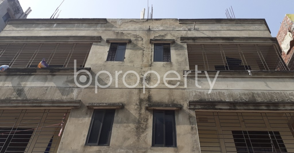 Front view - 3 Bed Apartment to Rent in Mirpur, Dhaka - 1956812