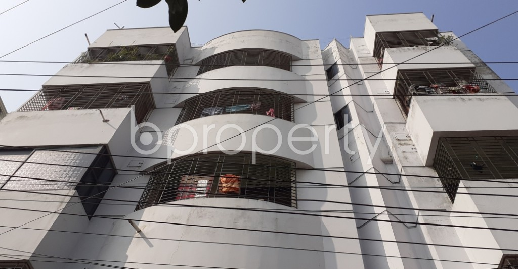 Front view - 3 Bed Apartment to Rent in Mirpur, Dhaka - 1956816