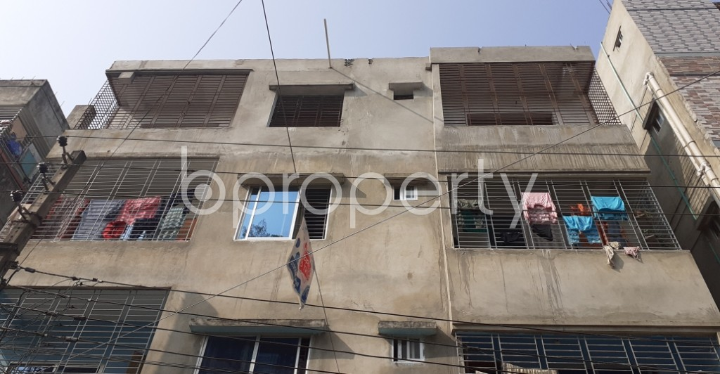 Front view - 2 Bed Apartment to Rent in Mirpur, Dhaka - 1956818