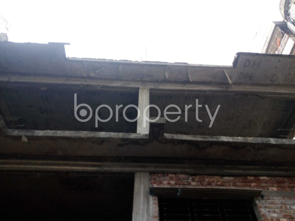Front view - Office to Rent in Kuril , Dhaka - 1956824