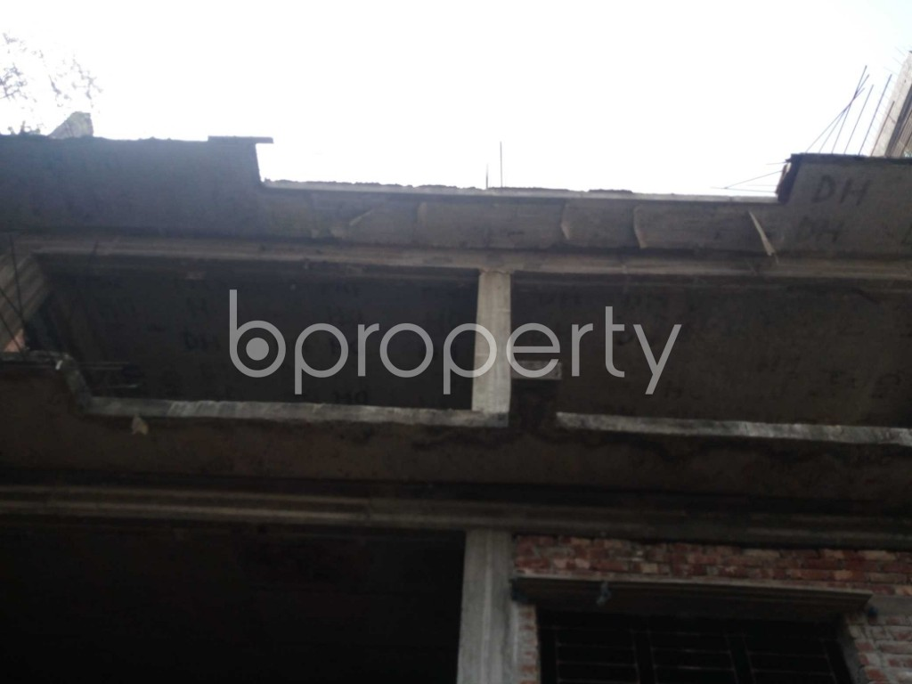 Front view - Office to Rent in Kuril , Dhaka - 1956826