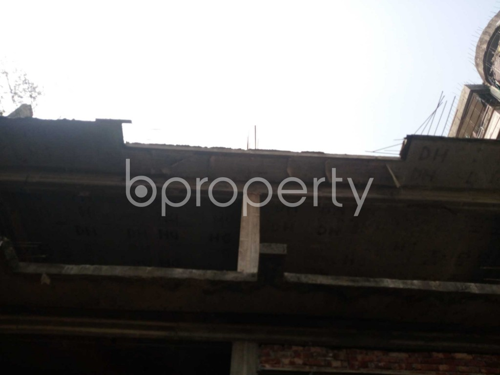 Front view - Office to Rent in Kuril , Dhaka - 1956829