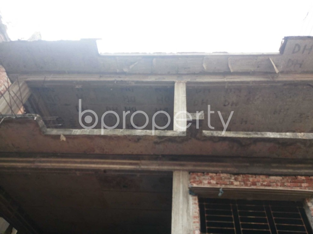Front view - Office to Rent in Kuril , Dhaka - 1956830