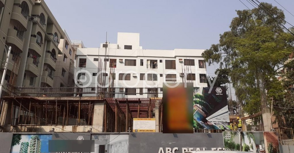 Front view - 3 Bed Apartment for Sale in Uttara, Dhaka - 1956936