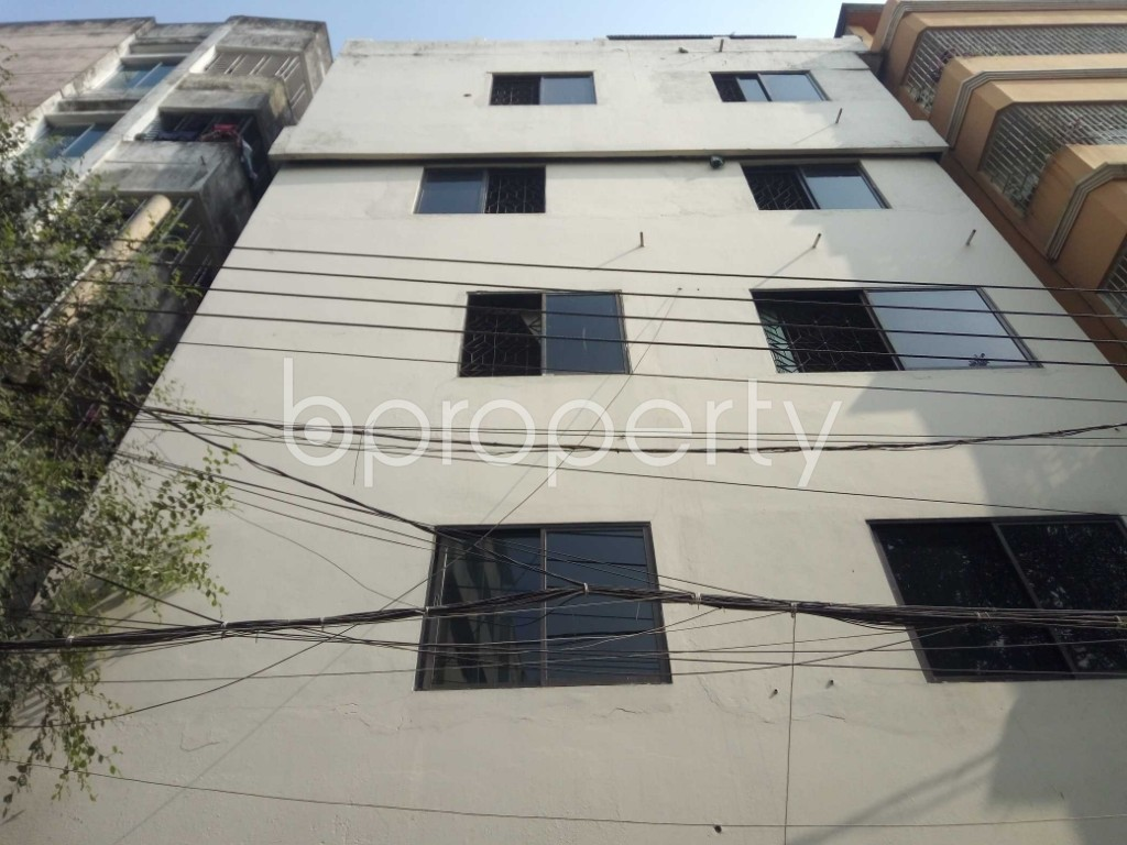 Outside view - 3 Bed Apartment to Rent in Banani, Dhaka - 1956949