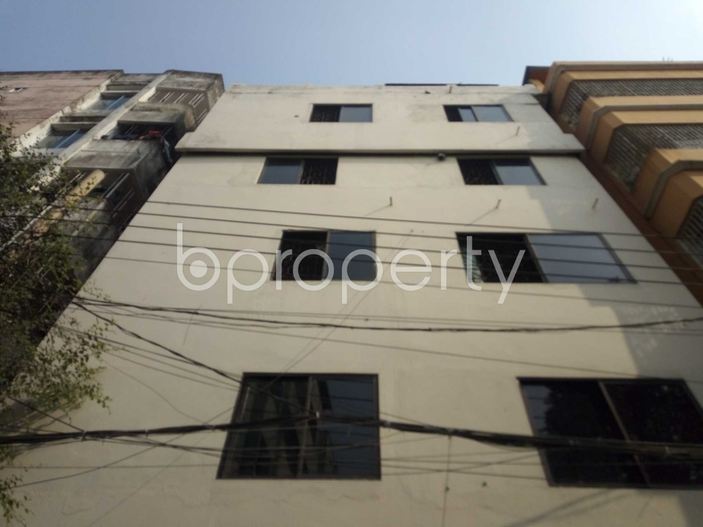 Outside view - 3 Bed Apartment to Rent in Banani, Dhaka - 1956950