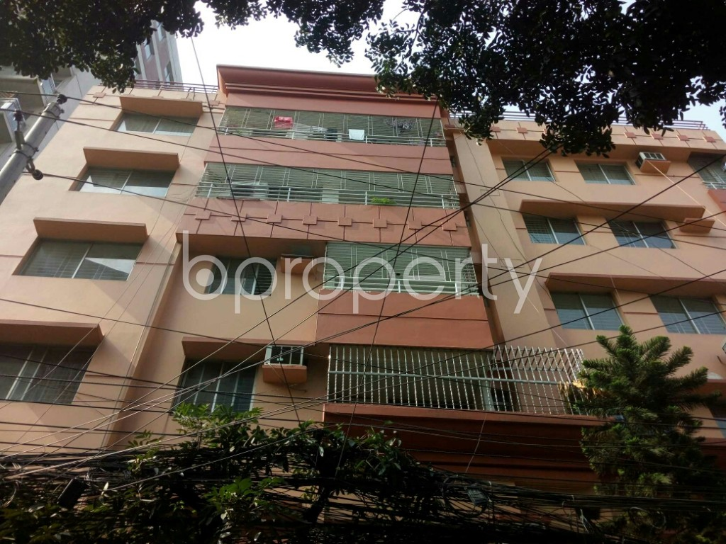 Outside view - 3 Bed Apartment to Rent in Banani, Dhaka - 1956991