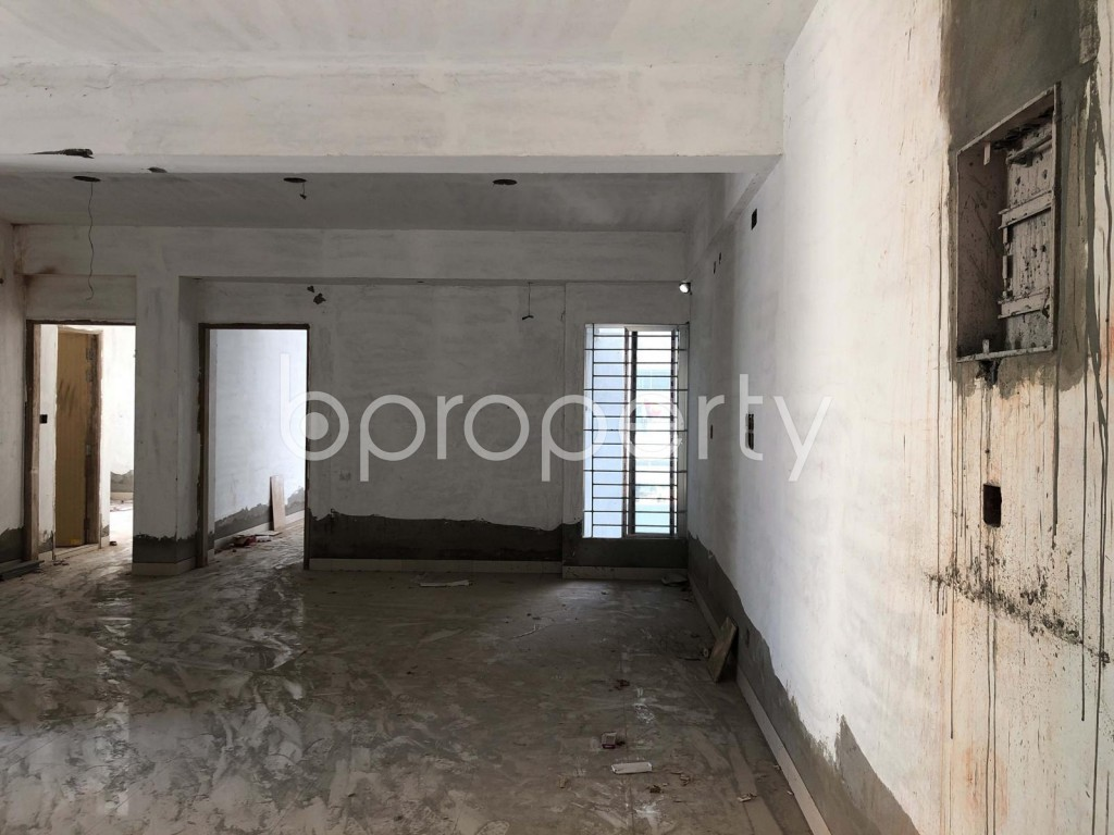 Dining area - 3 Bed Apartment for Sale in Bashundhara R-A, Dhaka - 1948942