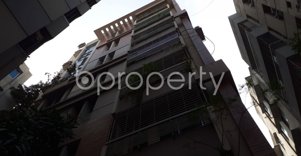 Outside view - 3 Bed Apartment to Rent in Kalabagan, Dhaka - 1957388