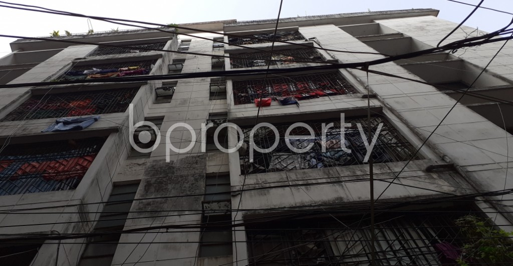 Outside view - 2 Bed Apartment to Rent in Kathalbagan, Dhaka - 1957390