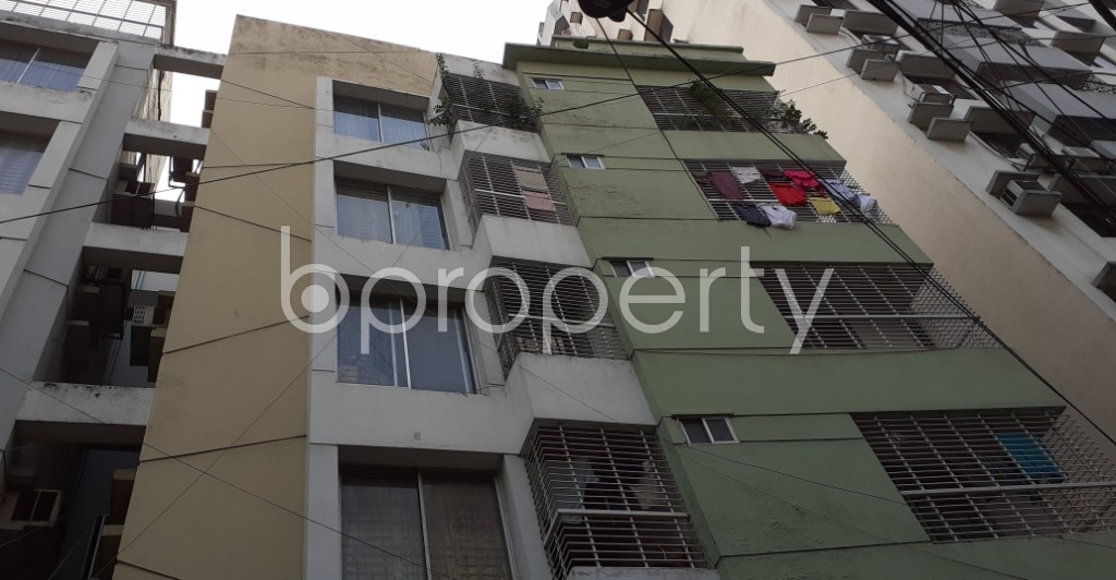 Outside view - 4 Bed Apartment to Rent in Kathalbagan, Dhaka - 1957391