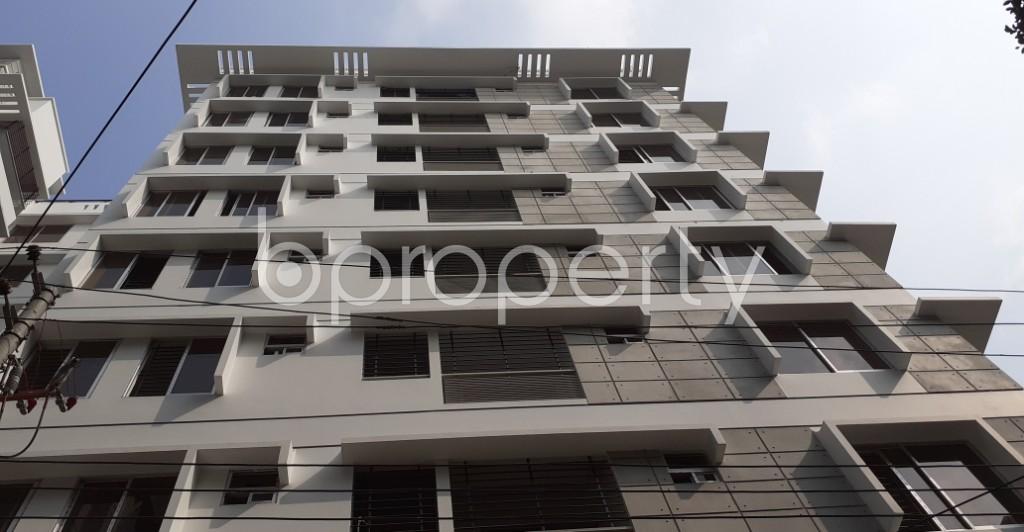 Outside view - 3 Bed Apartment to Rent in Kalabagan, Dhaka - 1957392