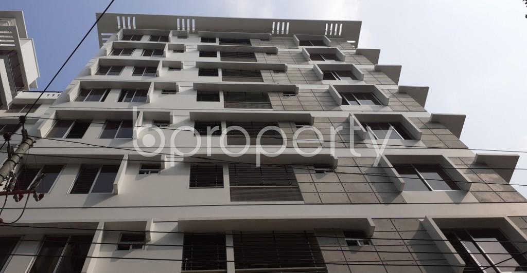 Outside view - 3 Bed Apartment to Rent in Kalabagan, Dhaka - 1957394