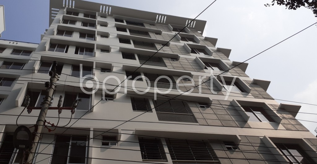 Outside view - 3 Bed Apartment to Rent in Kalabagan, Dhaka - 1957396