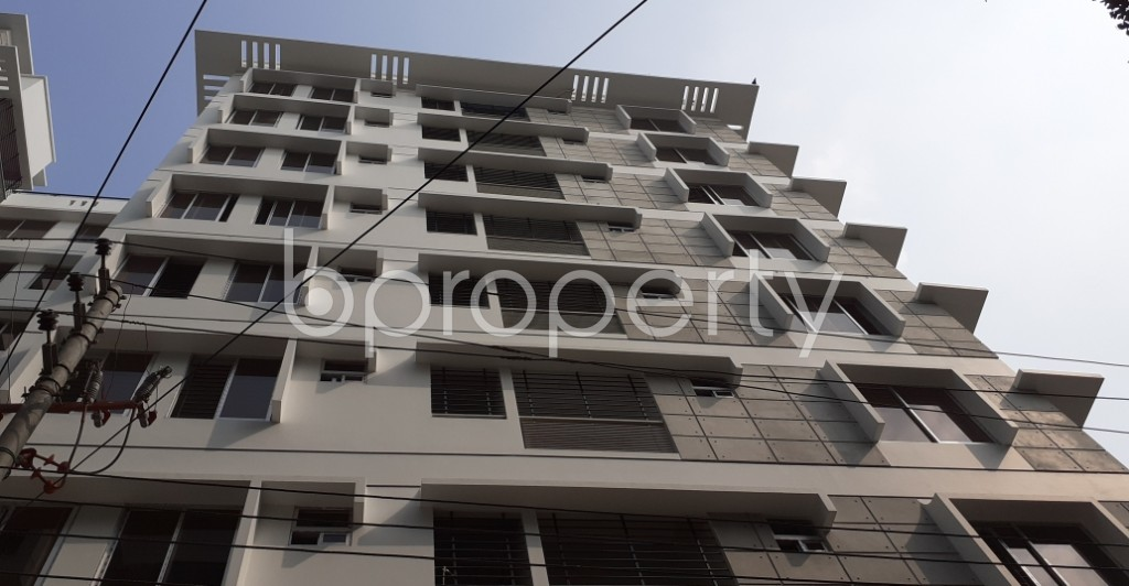 Outside view - 3 Bed Apartment to Rent in Kalabagan, Dhaka - 1957399