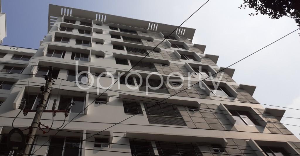 Outside view - 3 Bed Apartment to Rent in Kalabagan, Dhaka - 1957401