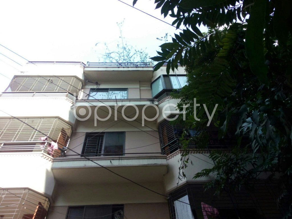 Front view - 2 Bed Apartment to Rent in Badda, Dhaka - 1957697