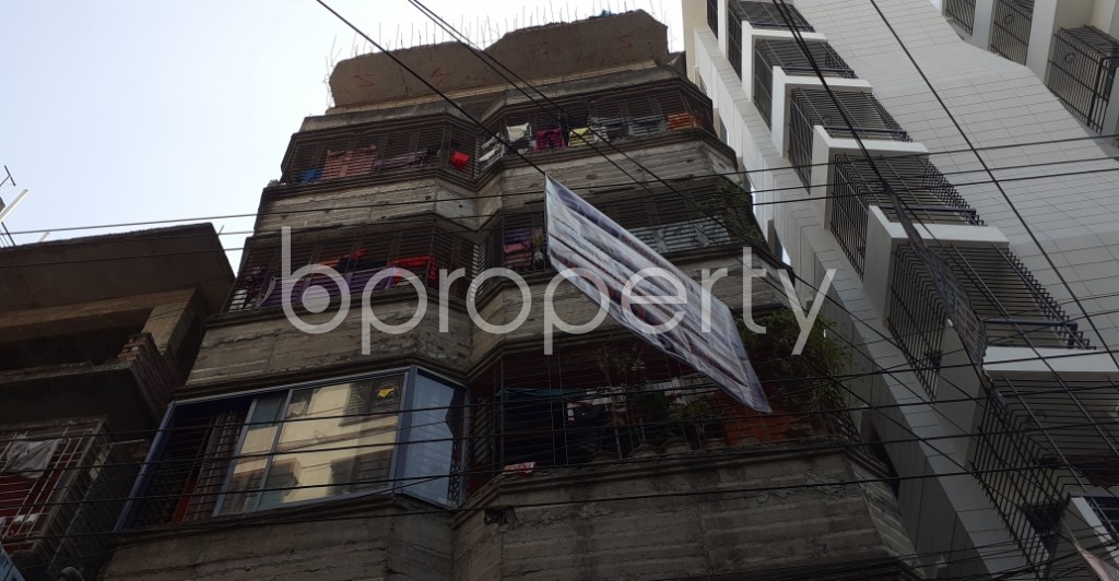 Outside view - 2 Bed Apartment to Rent in Kalabagan, Dhaka - 1957705